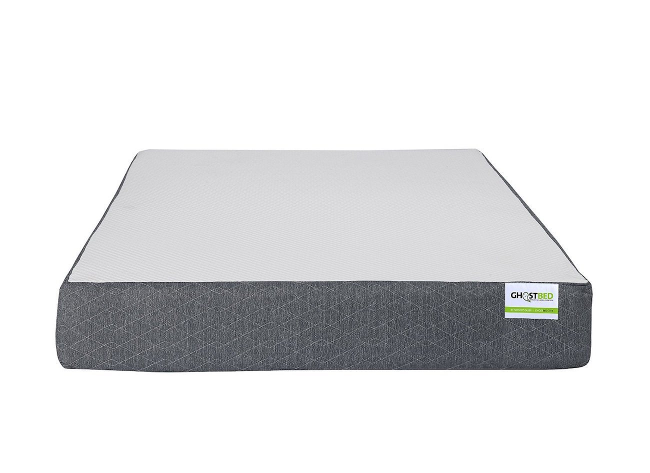 GhostBed Latex and Gel Memory Foam Mattress Gad Flow