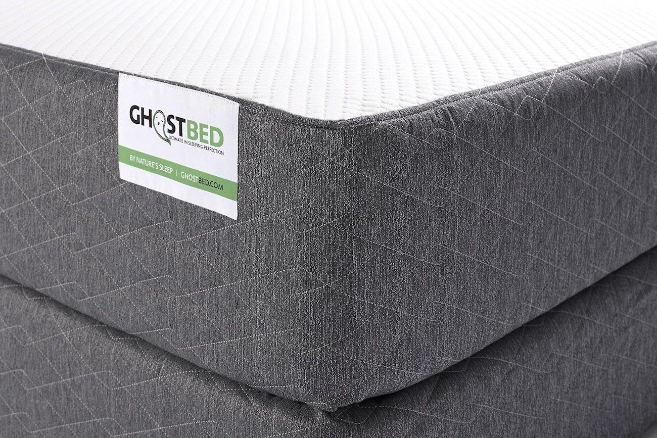 GhostBed Latex and Gel Memory Foam Mattress