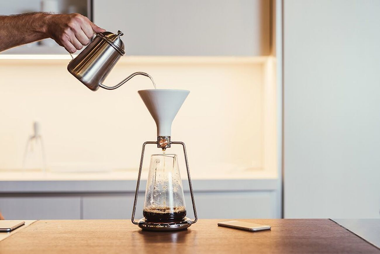 Gina Smart Coffee Instrument