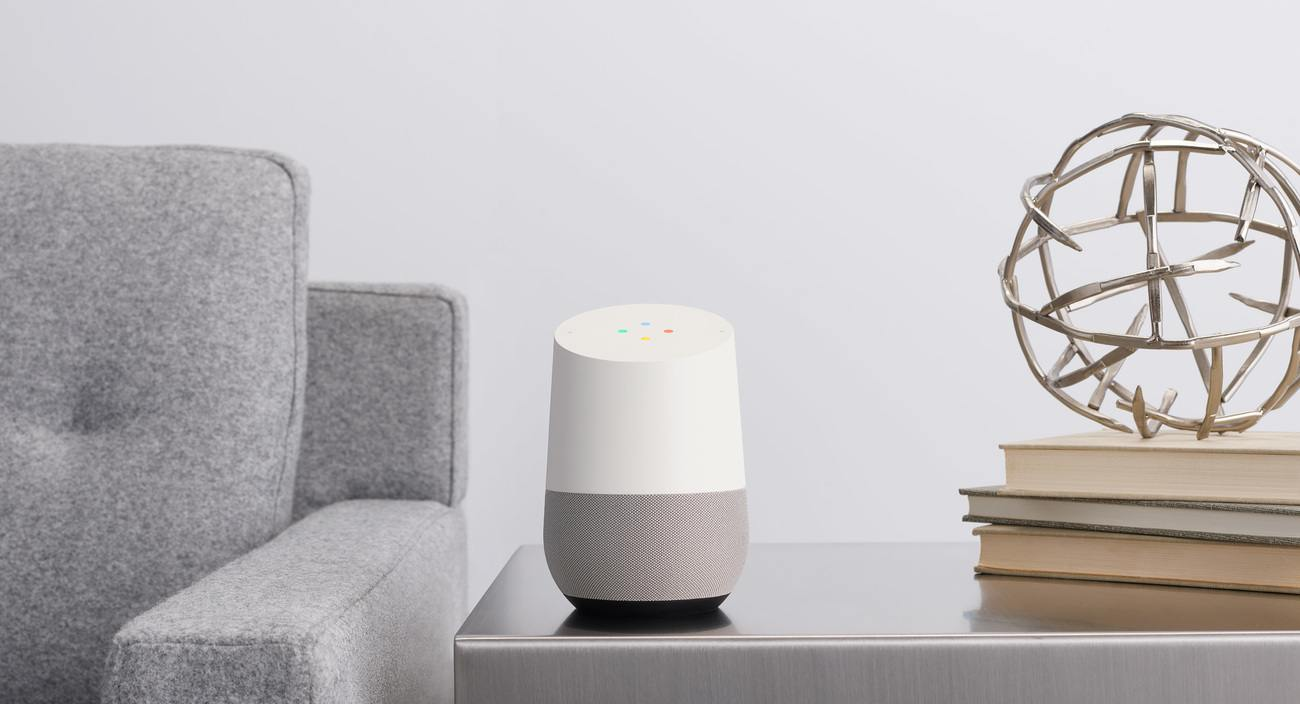 Google home smart assistant gadget flow - Home design app used on love it or list it ...