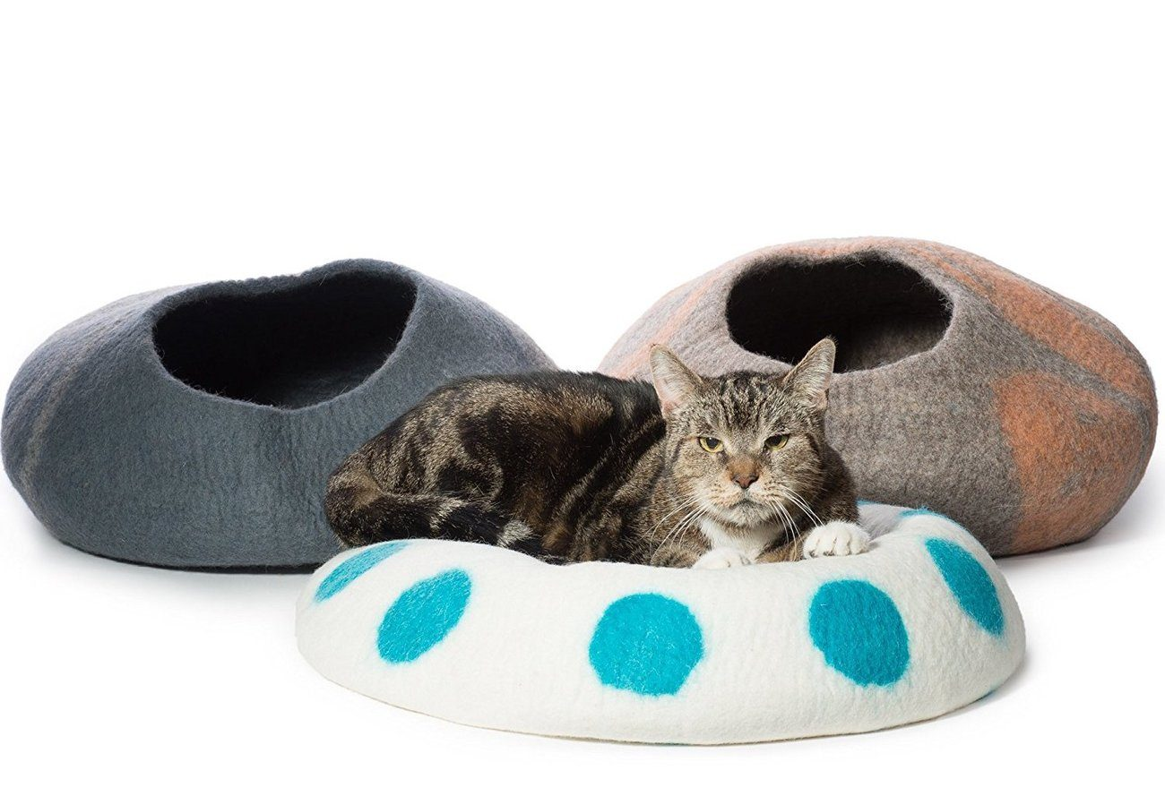 KittiKubbi Cat Bed Hideout