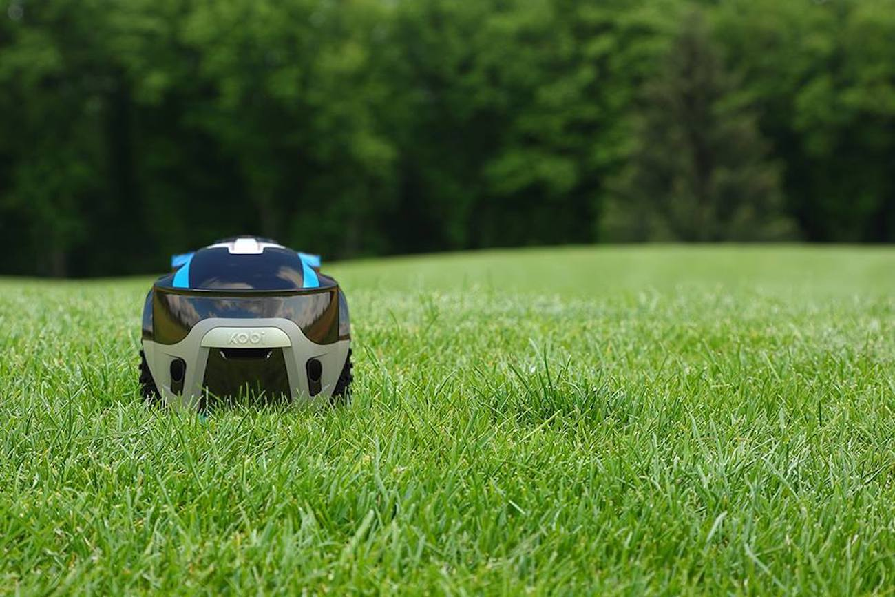 Kobi+Robotic+Lawn+Mower