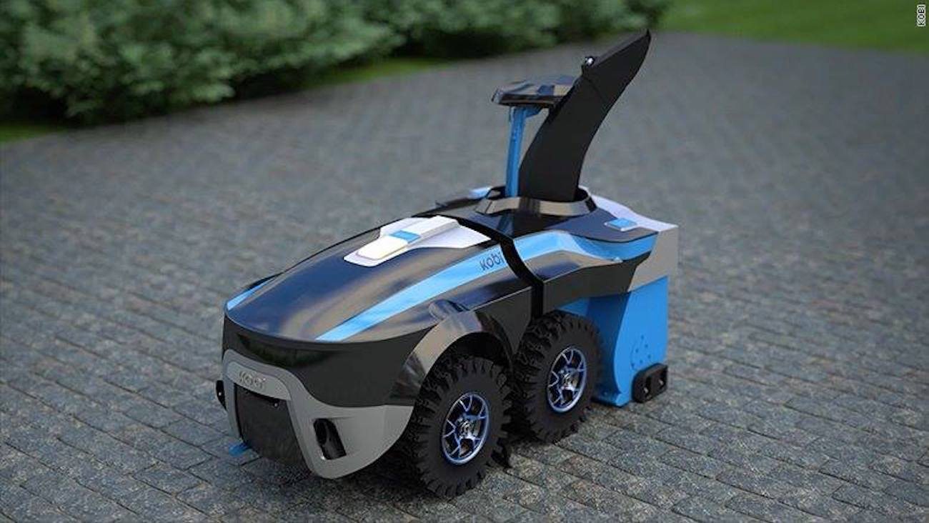 Kobi Robotic Lawn Mower