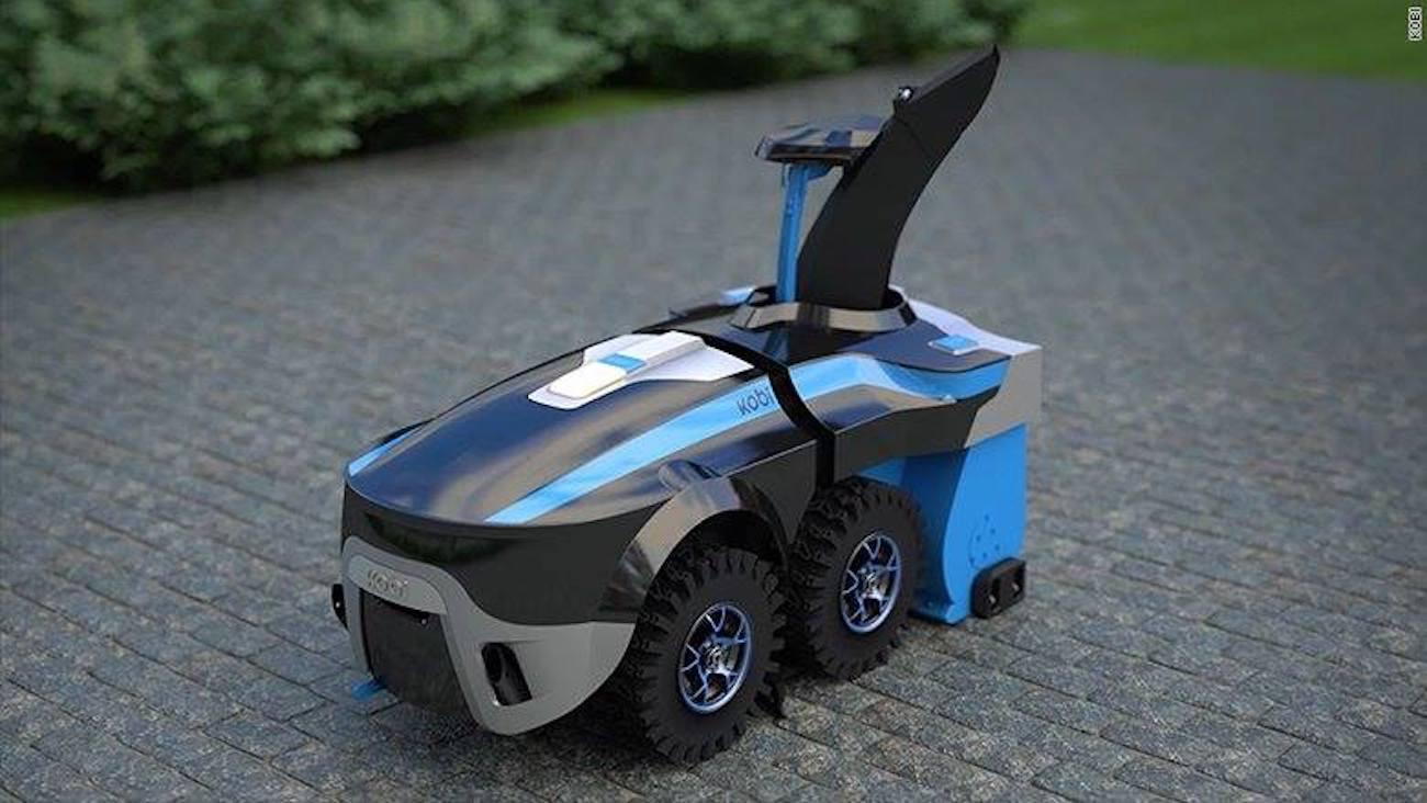 Kobi Robotic Lawn Mower