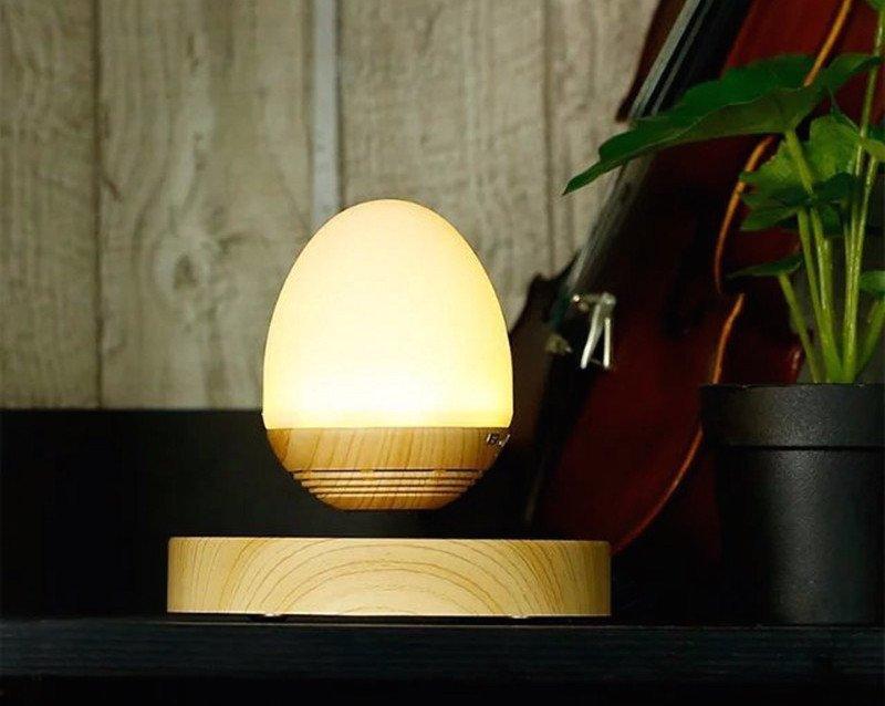 LED Portable Levitating Bluetooth Speaker