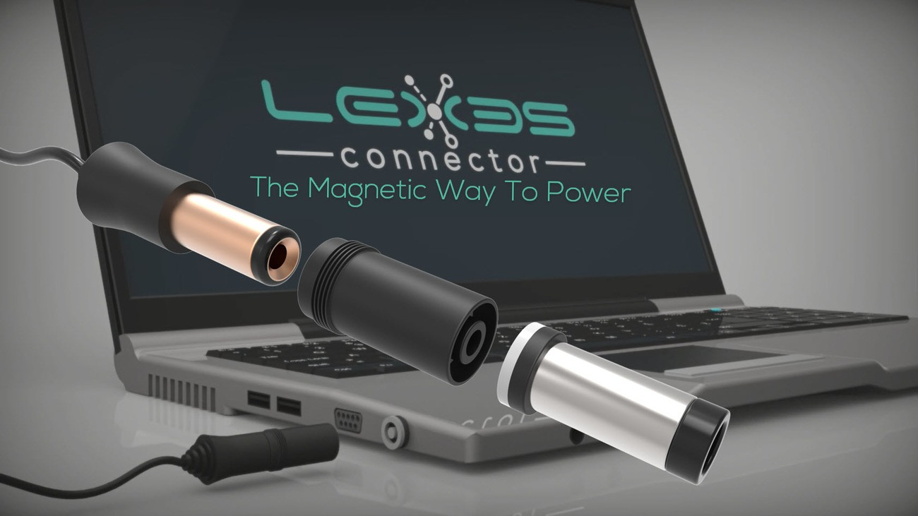 LEXES – The New Magnetic Way To Power Your Device