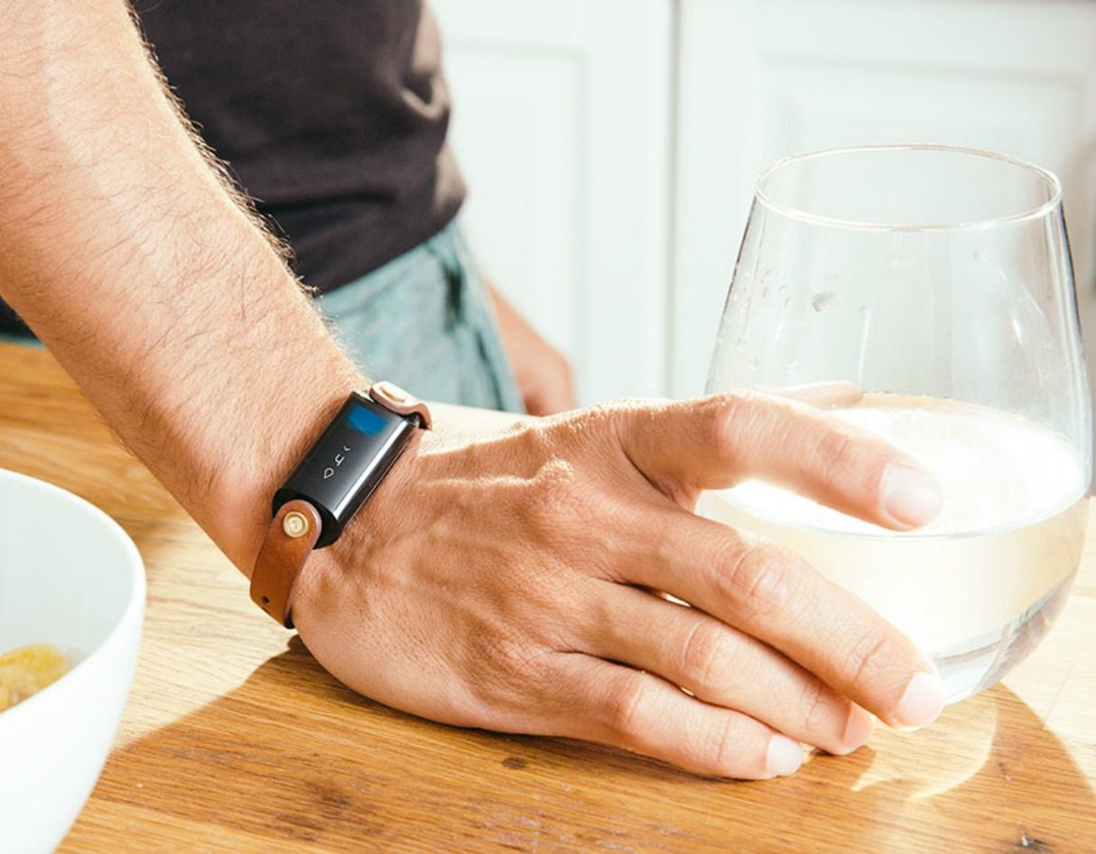 LVL Wearable Hydration Monitor