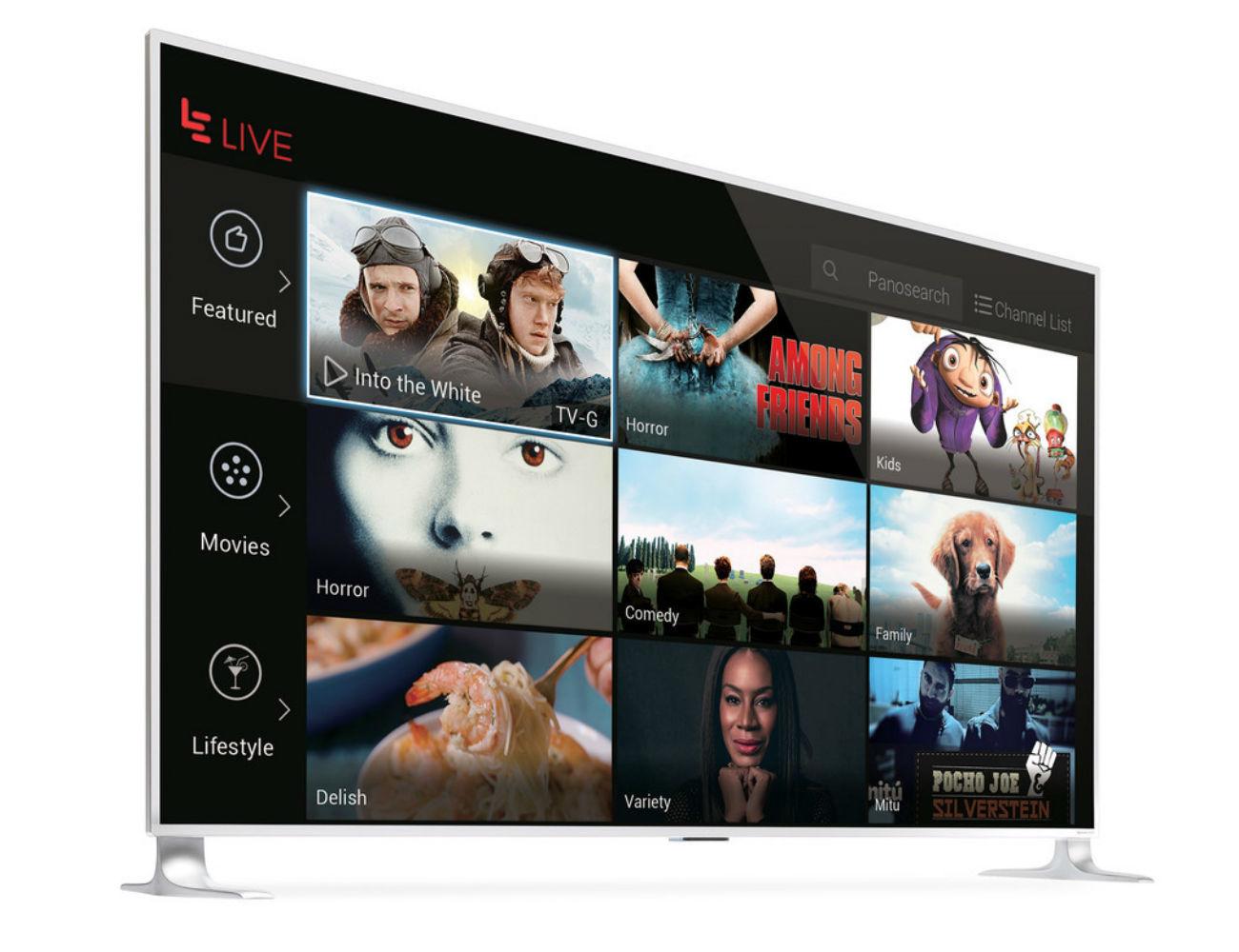 LeEco 85-inch 4K TV