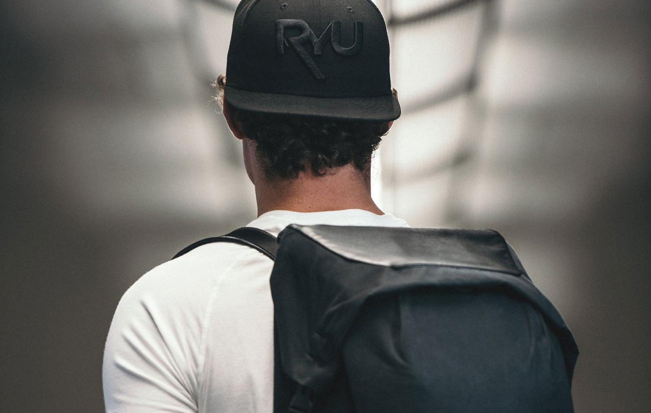 Locker Pack Backpack by RYU
