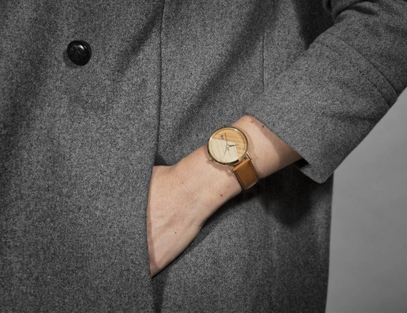 Luxury Watches With Wood Marquetry Dial