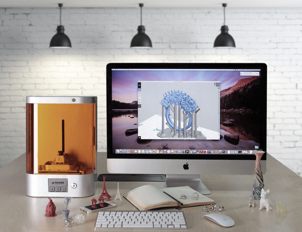 M-Jewelry 3D Printer kickstarter review