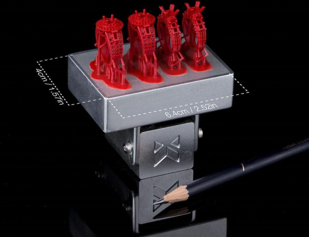 M-Jewelry Wireless DLP 3D Printer review