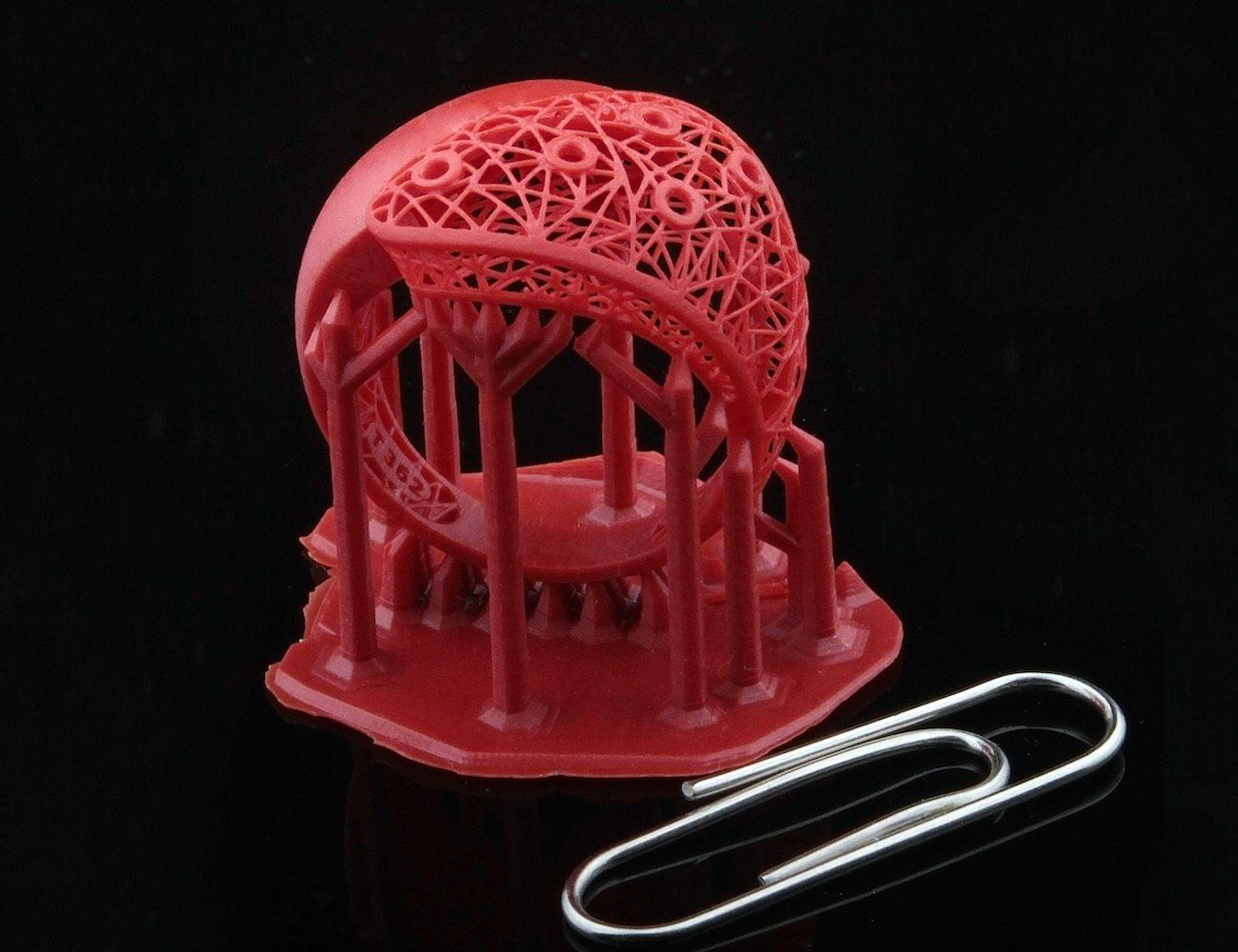 M-Jewelry – A Professional UV-LED, Wireless DLP 3D Printer