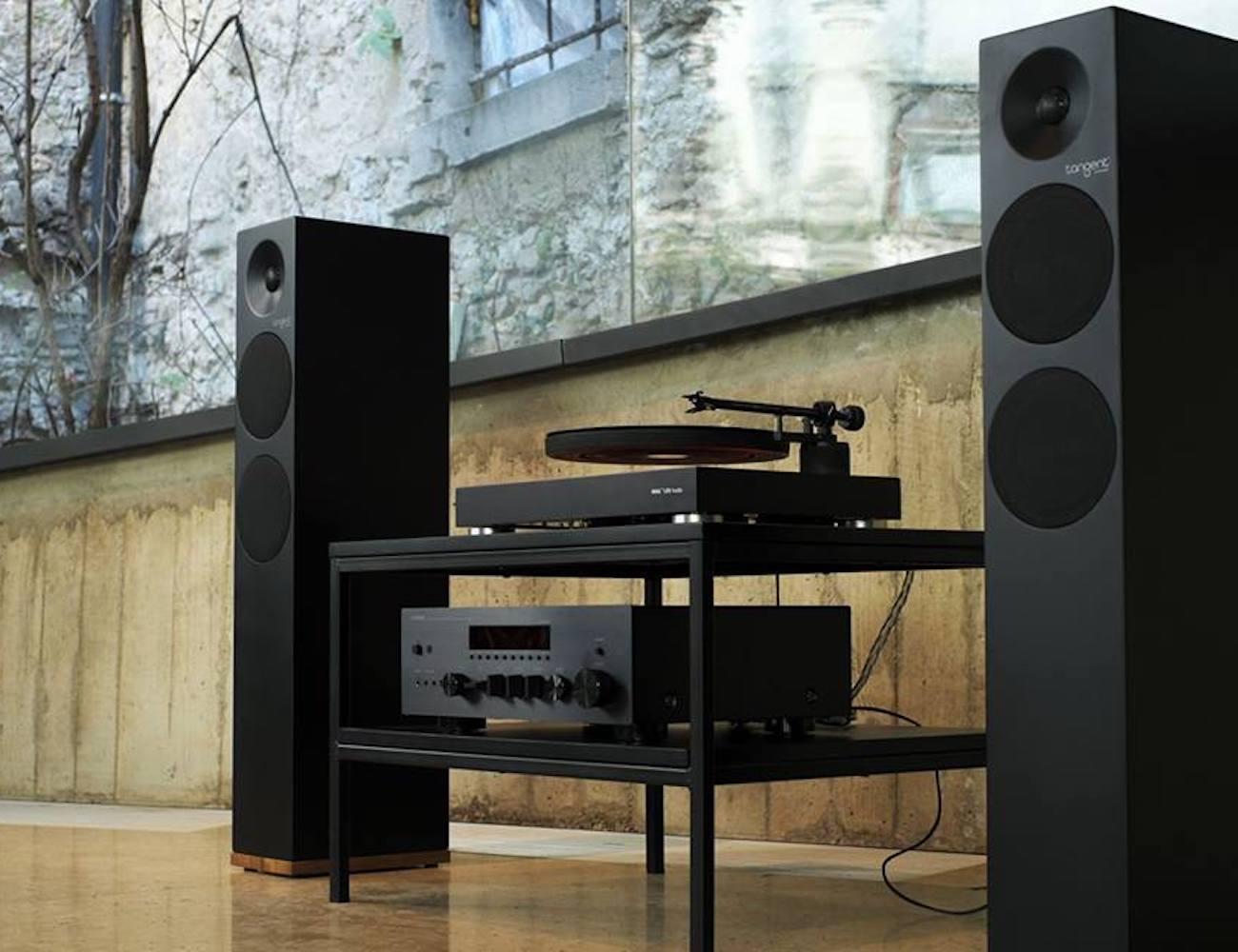 MAG-LEV Audio Levitating Turntable