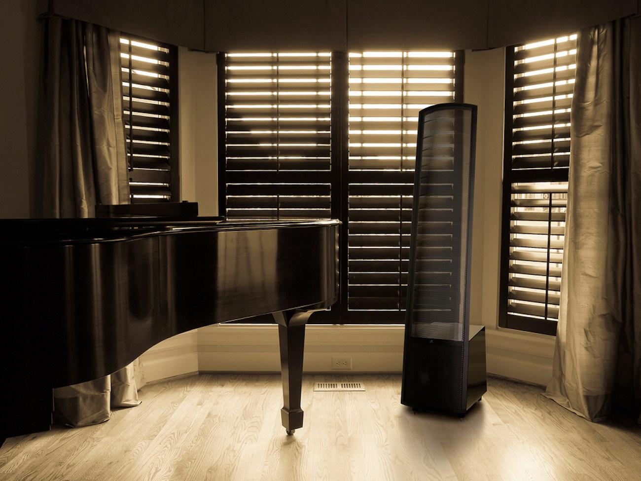MartinLogan Theos ELS Hybrid Electrostatic Loudspeaker