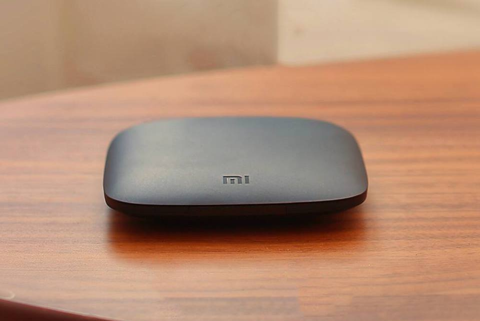 Mi Box – 4K Android TV