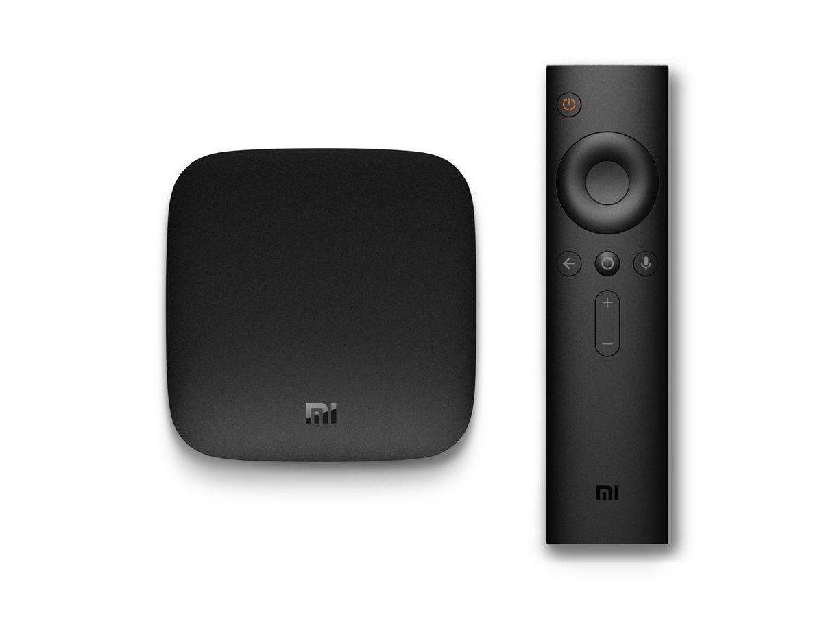 Mi Box – 4K Android TV
