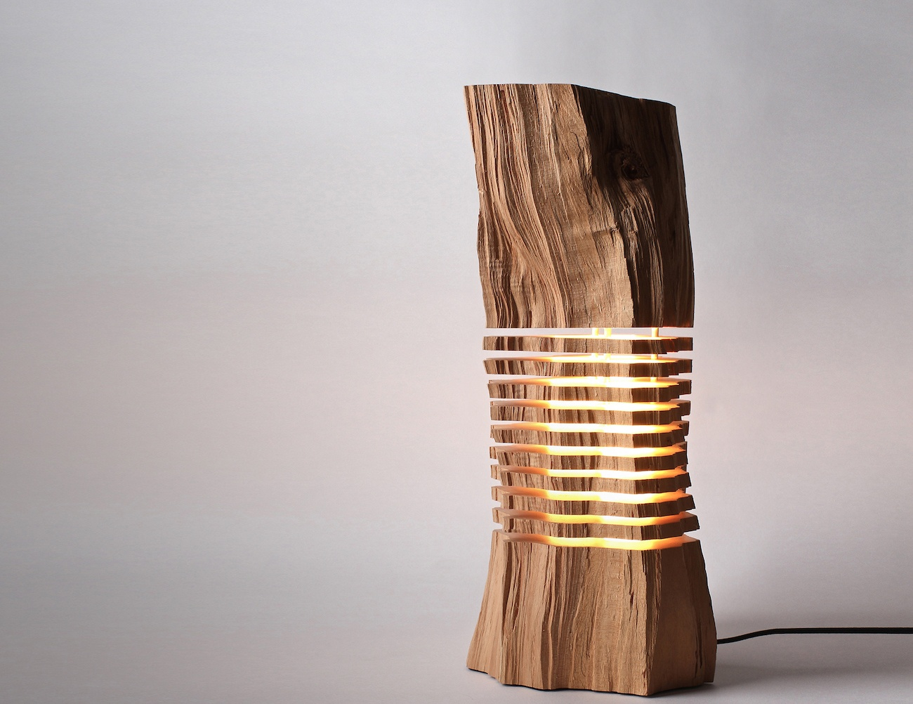 The gallery for contemporary art sculpture wood for Art moderne sculpture