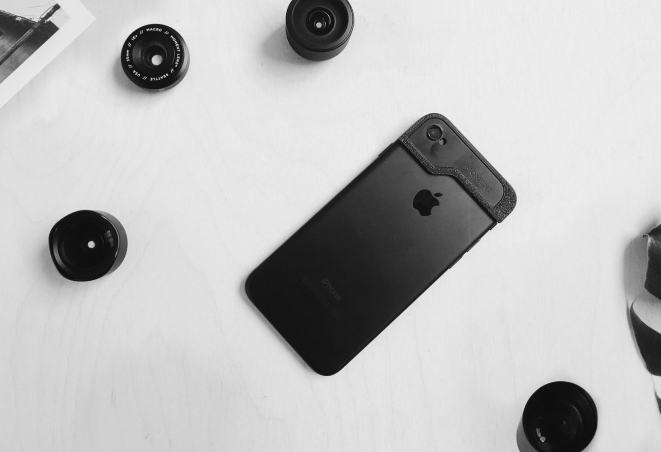 Moment Lenses for iPhone 7 and 7 Plus