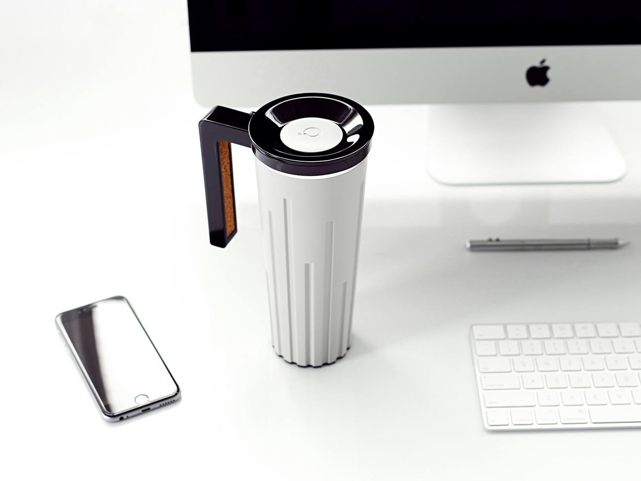 Muggino Self-Powered Smart Mug
