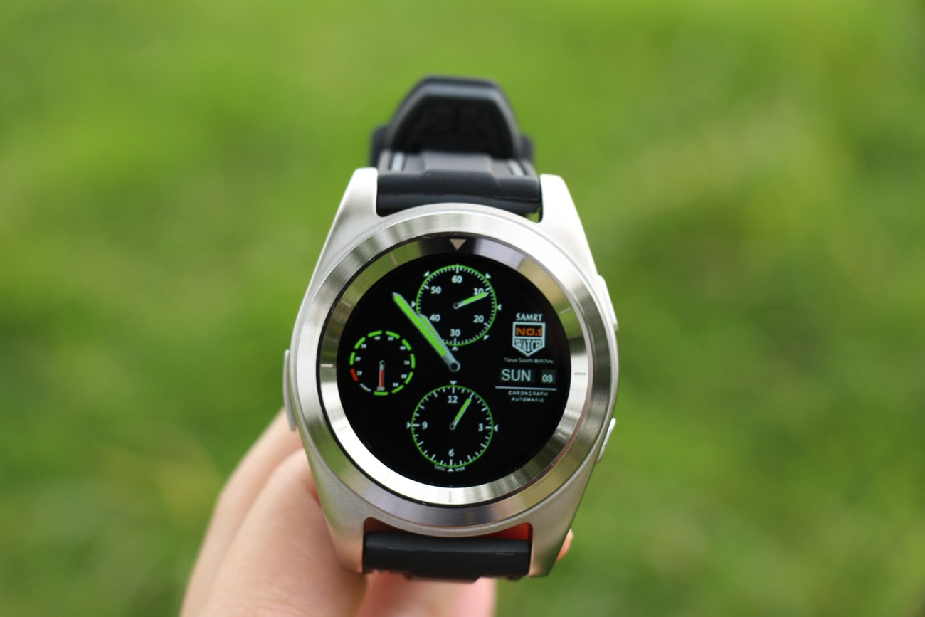 NO.1 G6 Smartwatch Review » The Gadget Flow