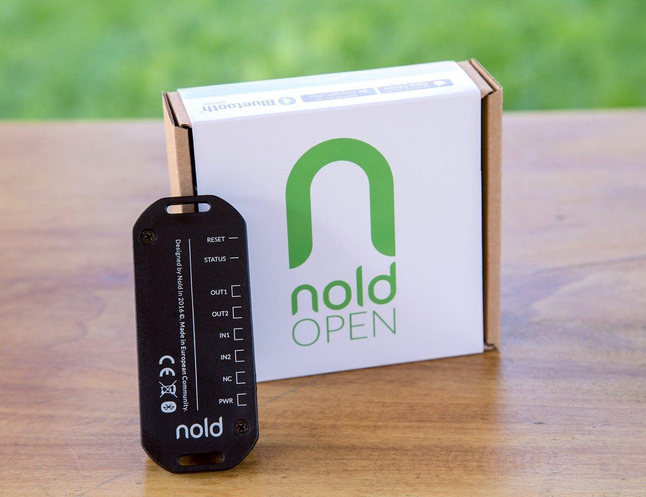 Nold Open – Meet Your New Garage Door Opener