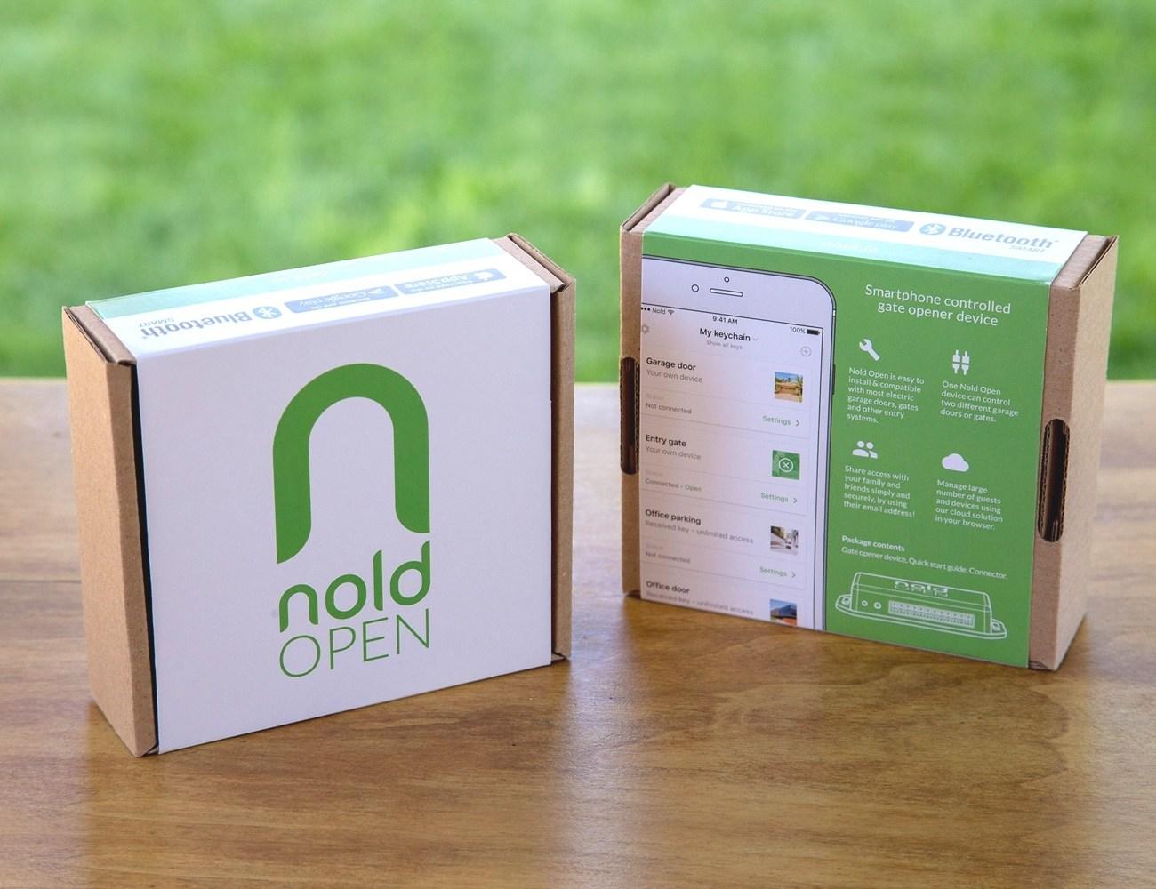 Nold Open Meet Your New Garage Door Opener 187 Gadget Flow