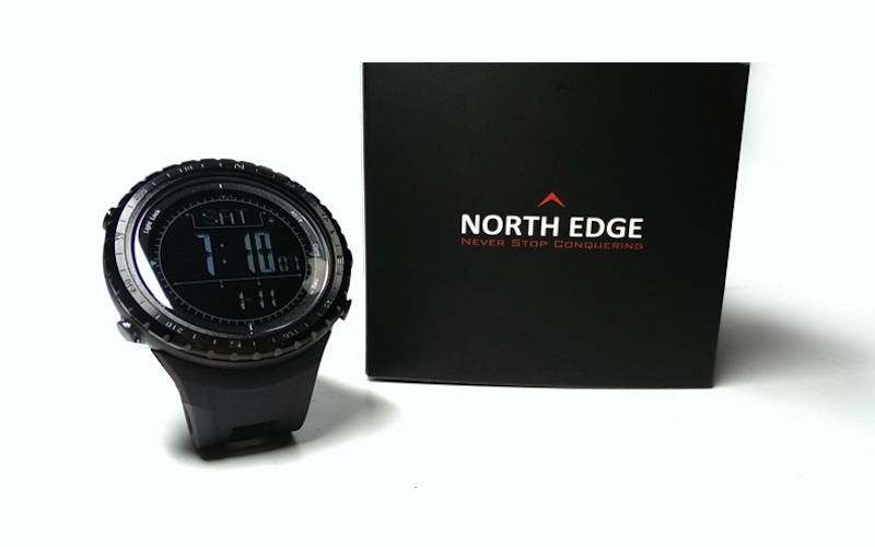 North Edge Men's Sports Watch