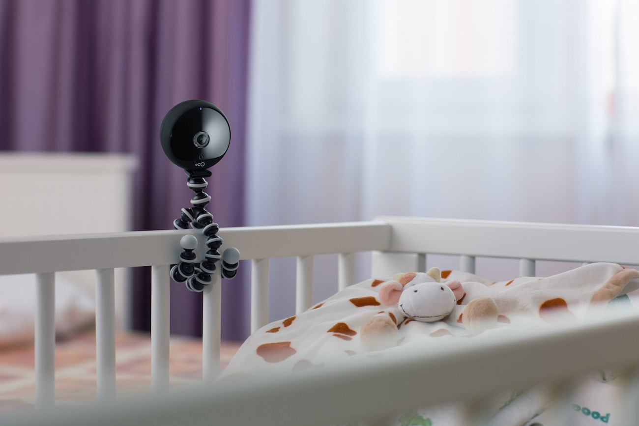 Oco2 Home Monitoring Camera with SD Card and Cloud