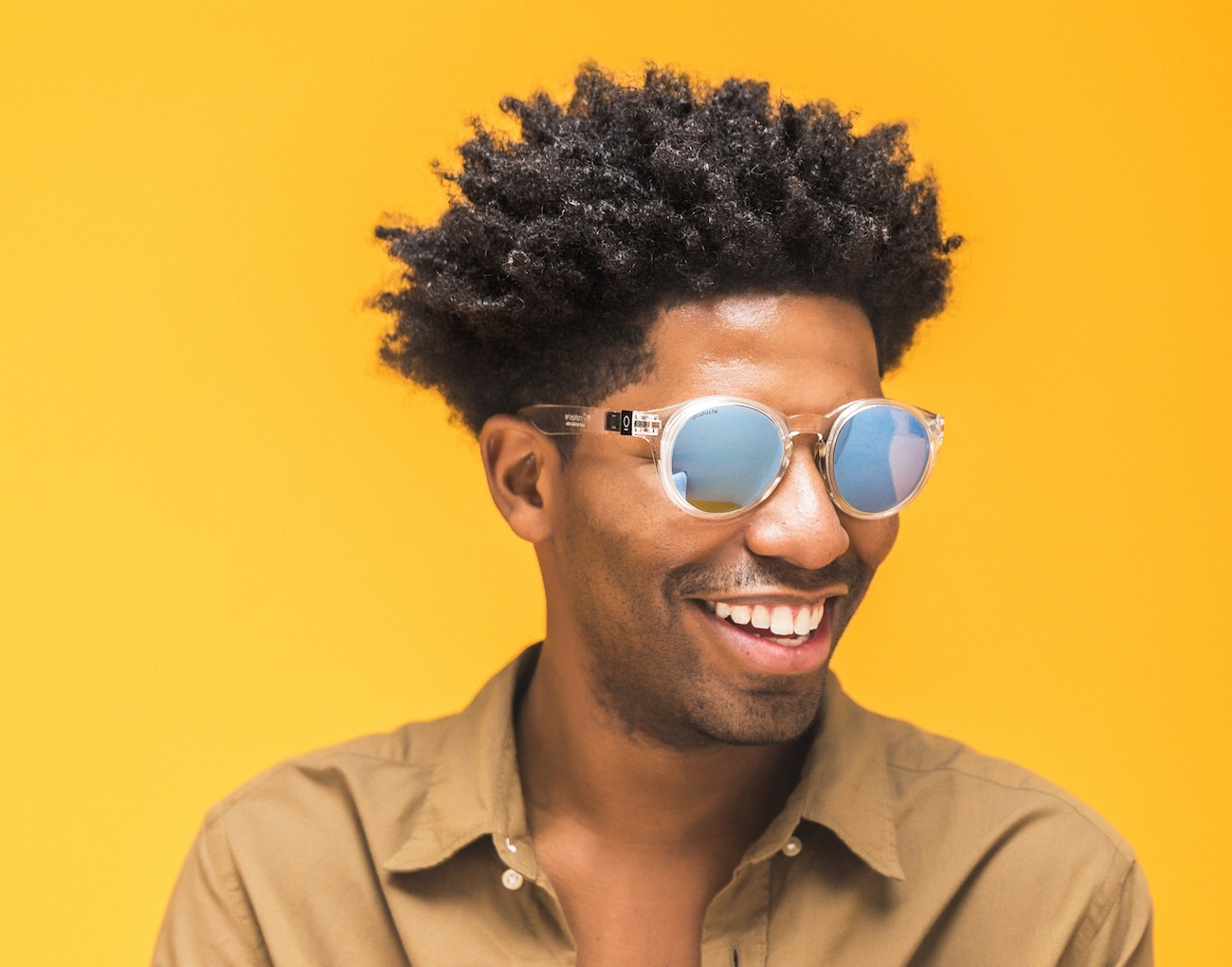 Oculuste – The First Fully Interchangeable Sunglasses