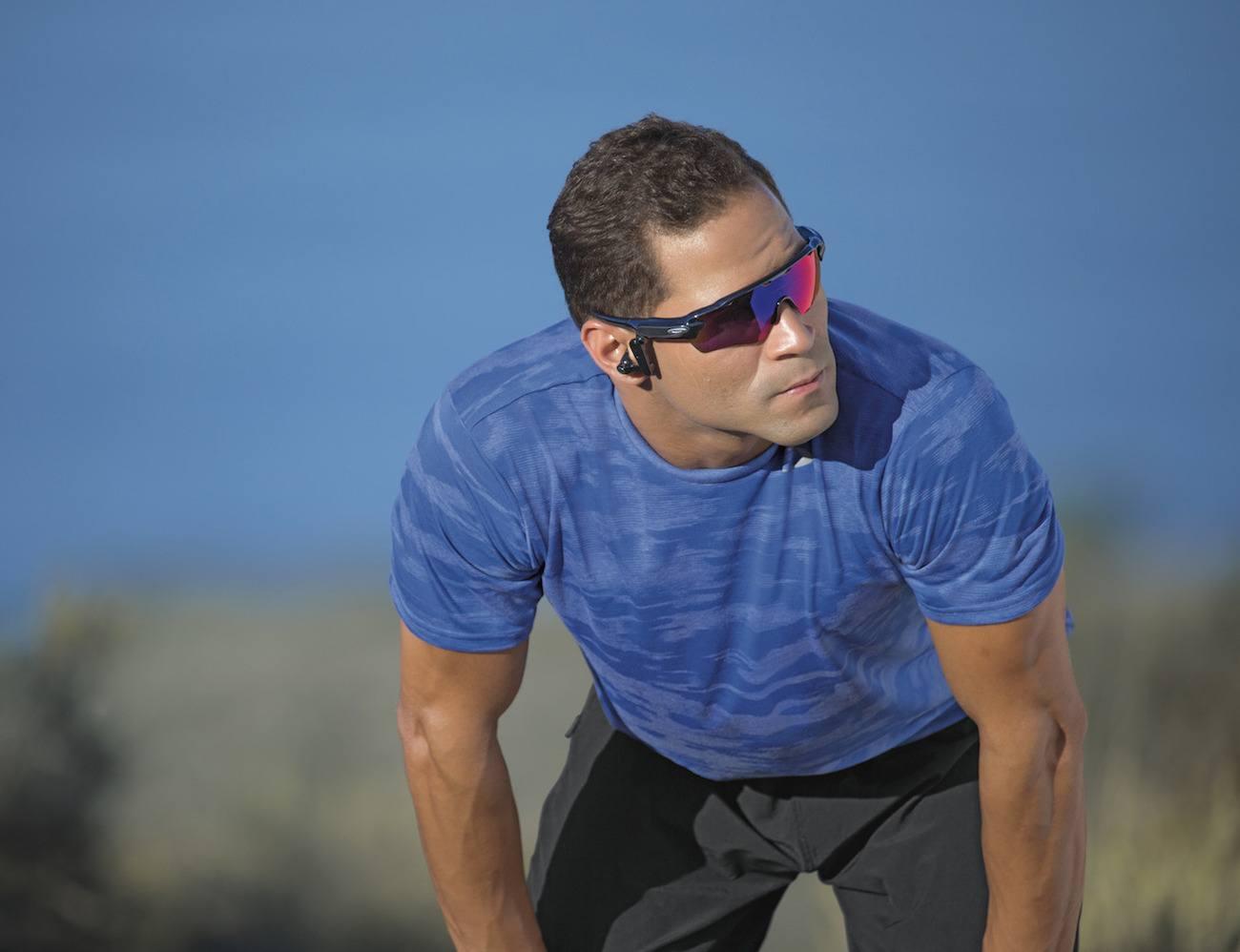 Radar Pace Sunglasses and Training System