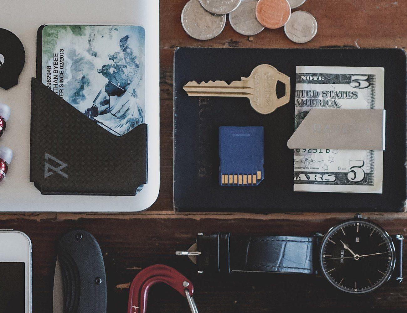Ravean Wallet – World's Most Functional Minimalist Wallet