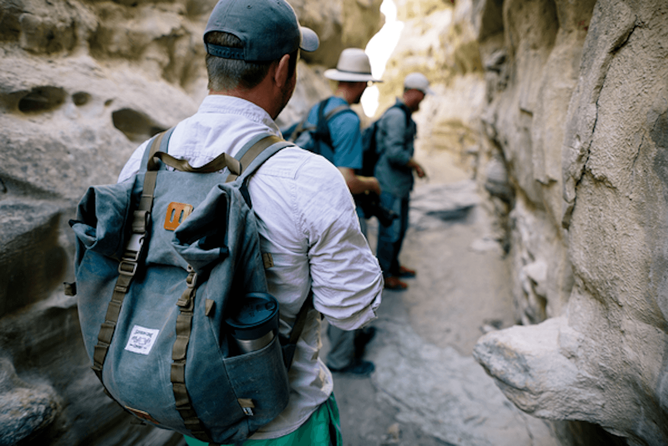 Rolltop Pack by Sanborn Canoe Company