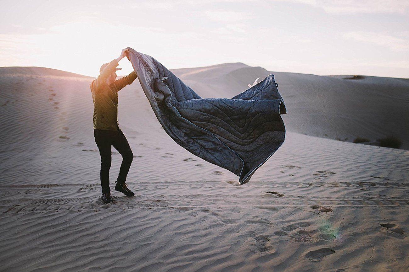 Rumpl High-Performance Synthetic Down Blanket