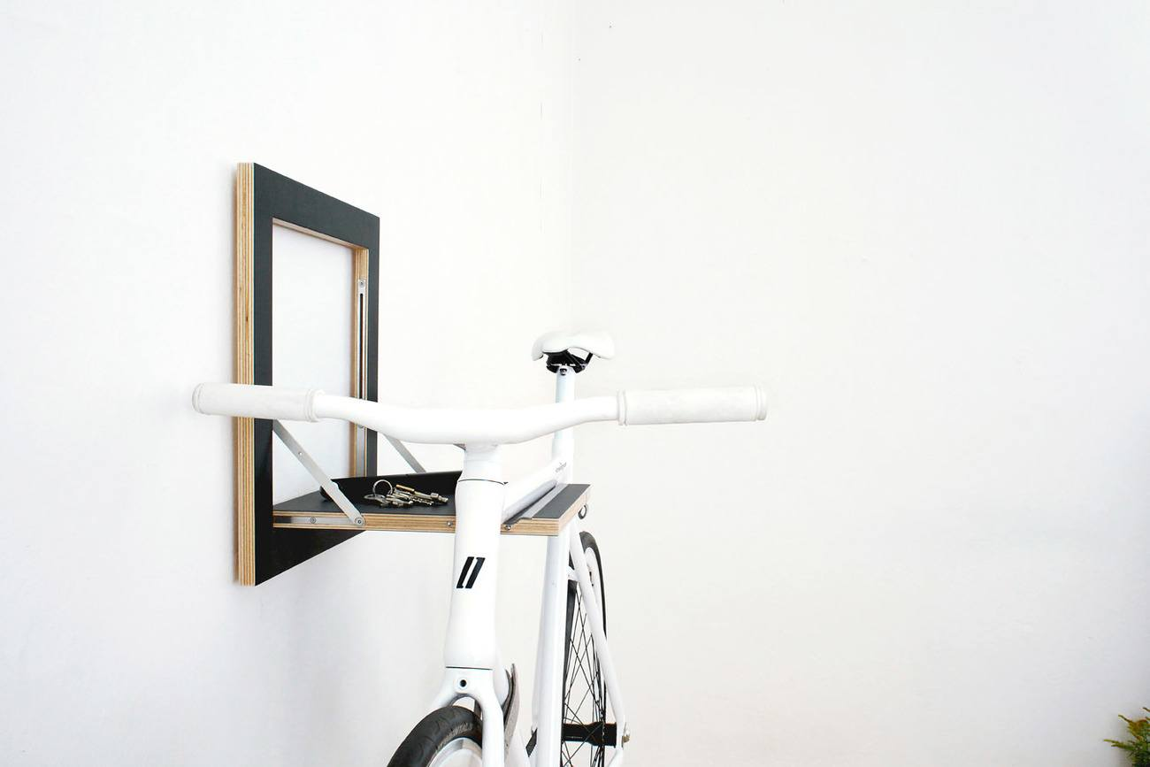 SLÎT Bike Rack by Mikili