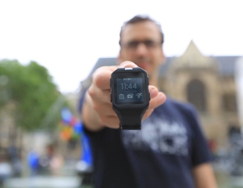SOWATCH Autonomous Health Smartwatch