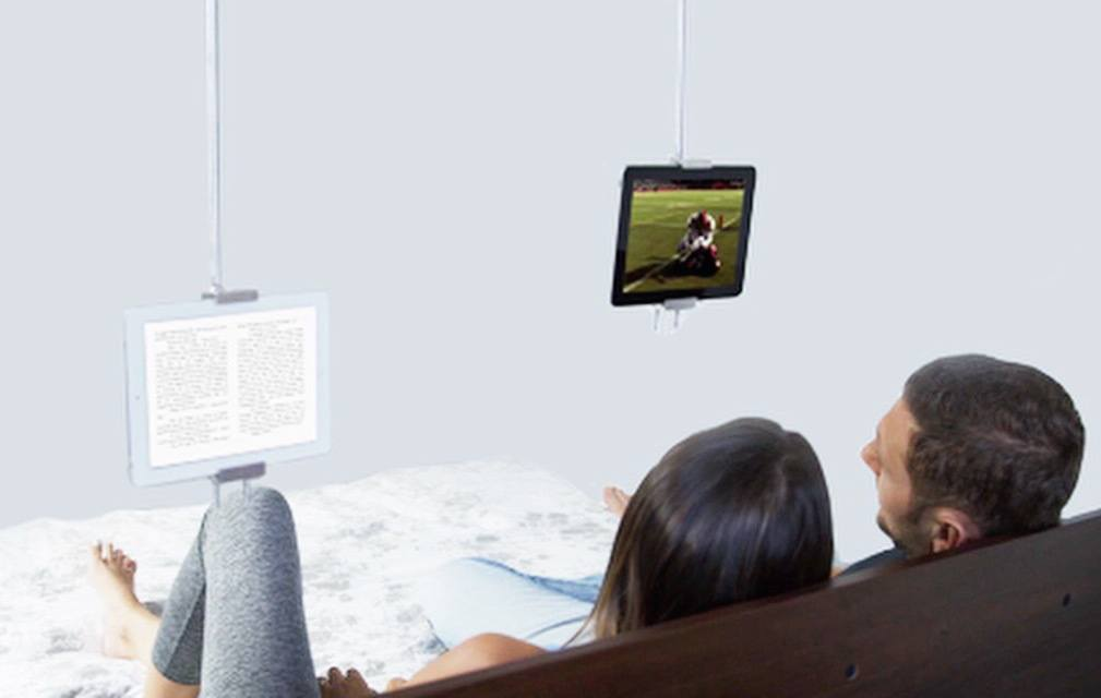 Float Your Devices with SkyFloat – The First Magnetic Ceiling Arm