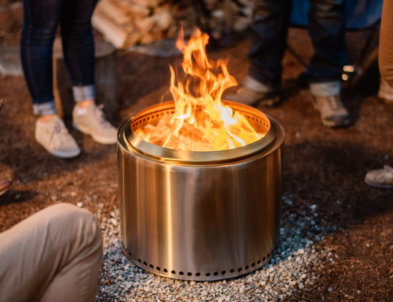 Solo Stove Bonfire The World S Most Unique Fire Pit