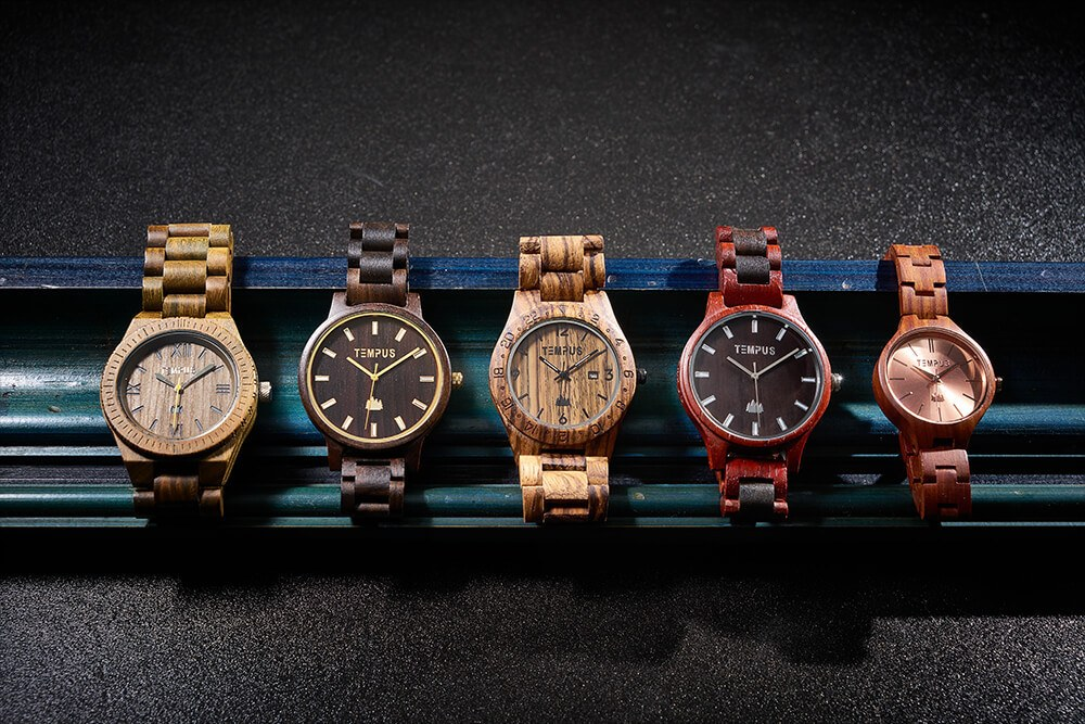 Tempus – Eco Friendly Wood Watches!