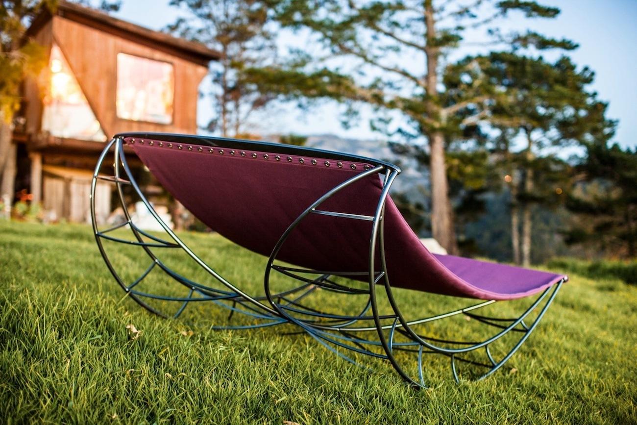 Sveglio Volo Rocking Lounge Chair