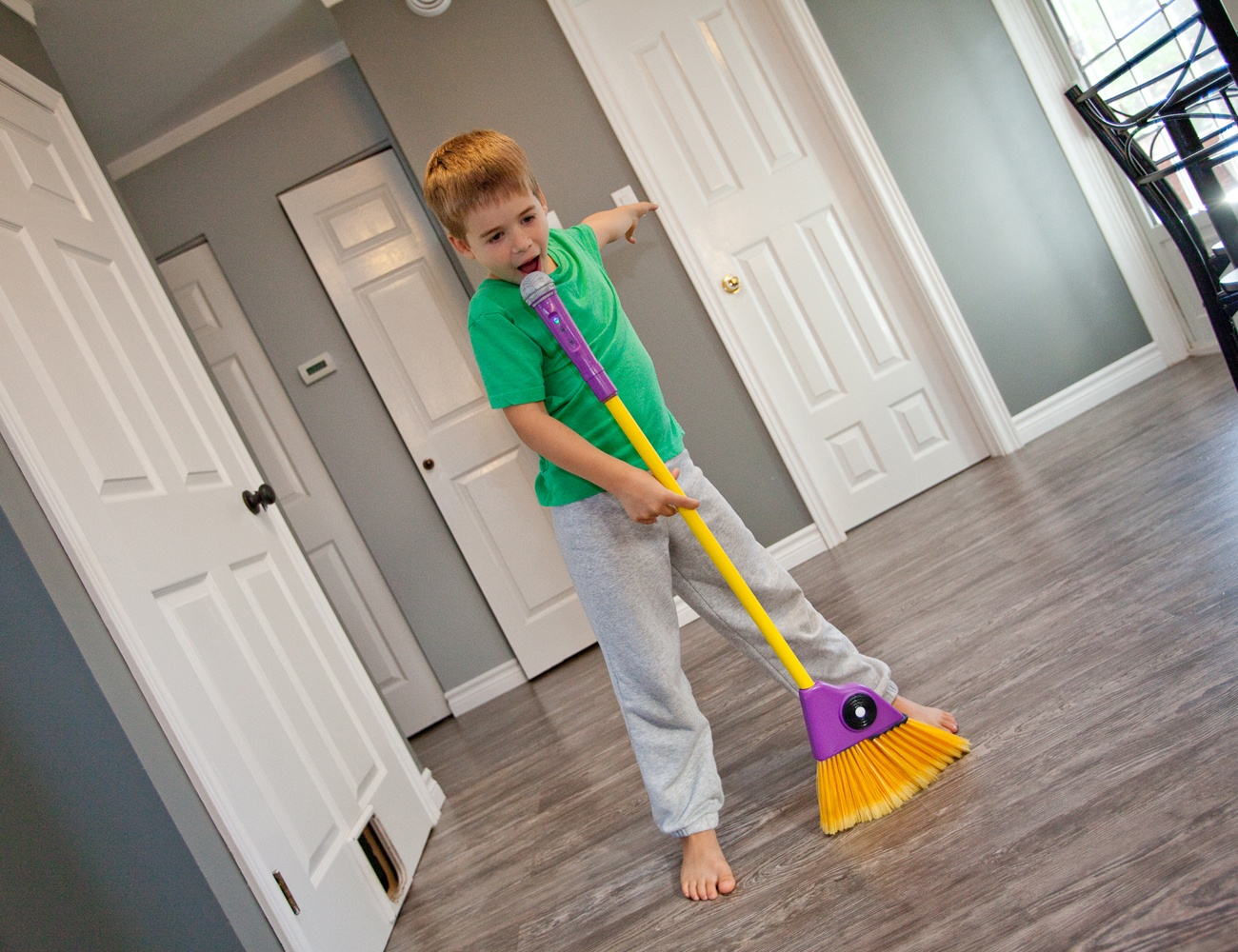 Sweep N Sing