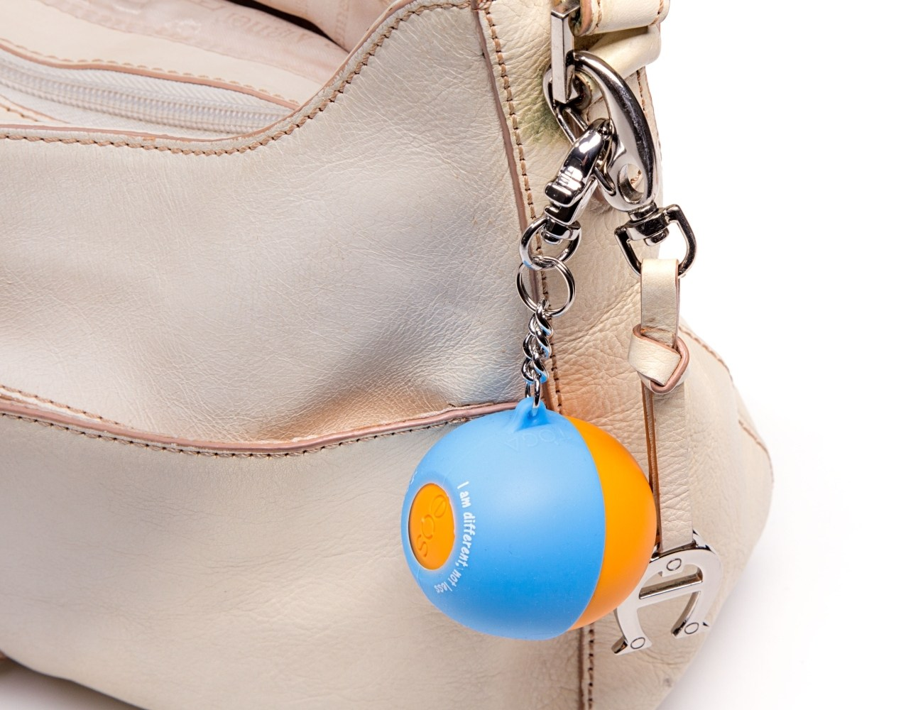 TOGA – The Holder | Upgrade | Keychain for EOS® Lip Balms