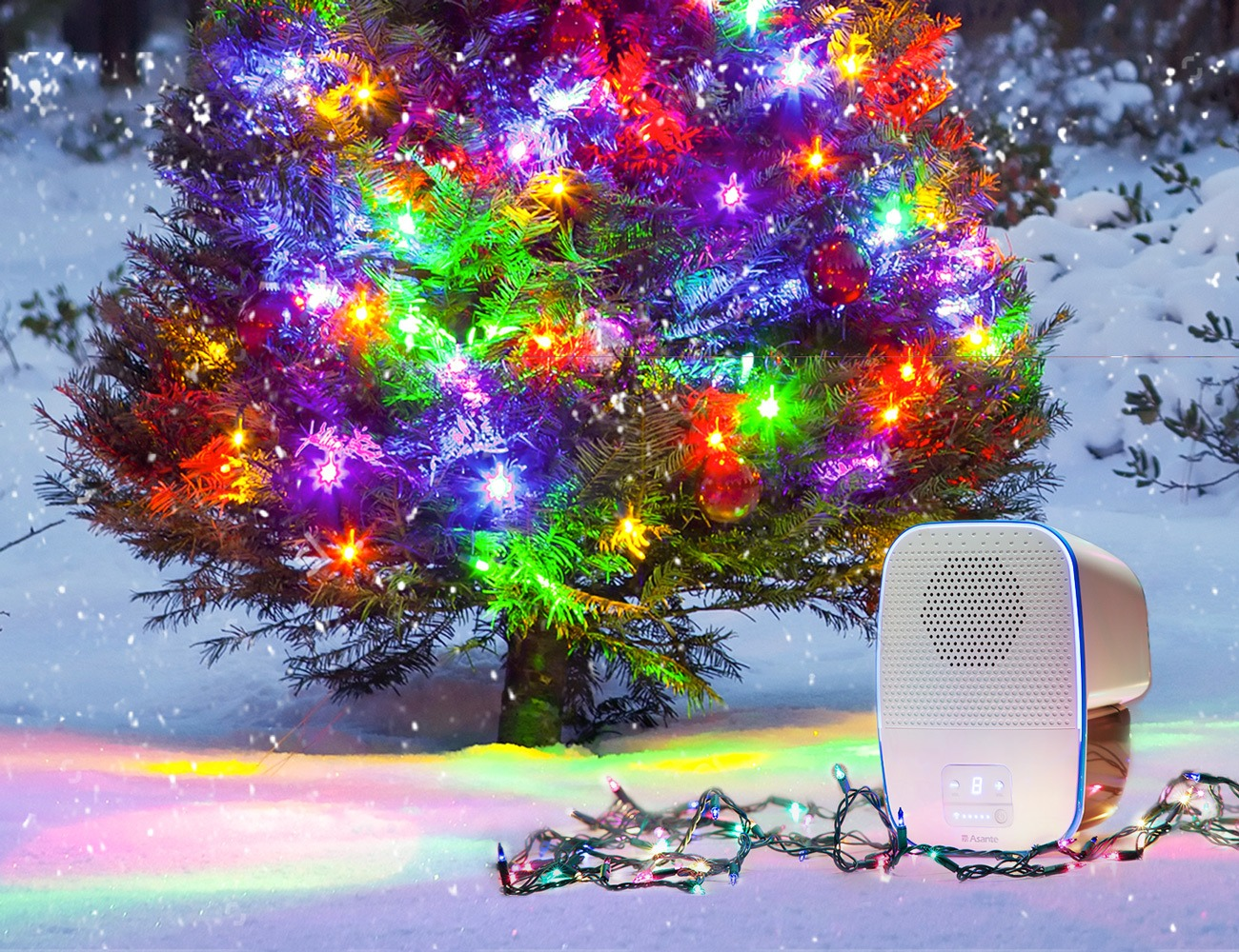 TapTap – Christmas Gadget; Create Your Own Musical Light Show