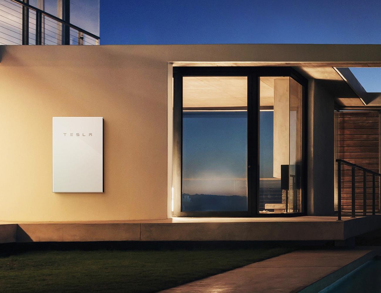 Tesla Powerwall 2 187 Gadget Flow