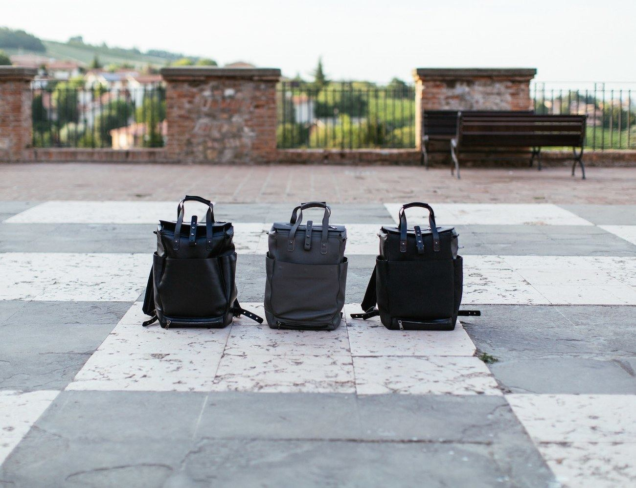 The Backpack by Italian Grace