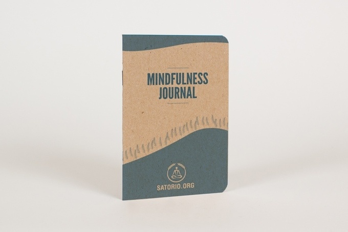The Mindfulness Journal – 30 Days to a Happier Life