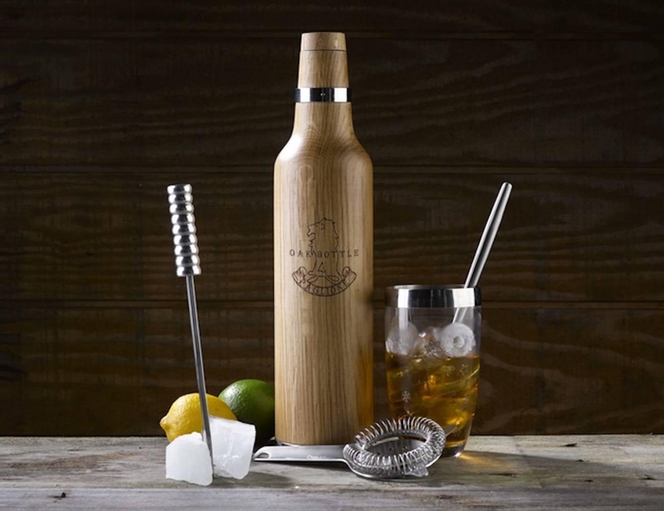 The Oak Bottle Wine Age Accelerator