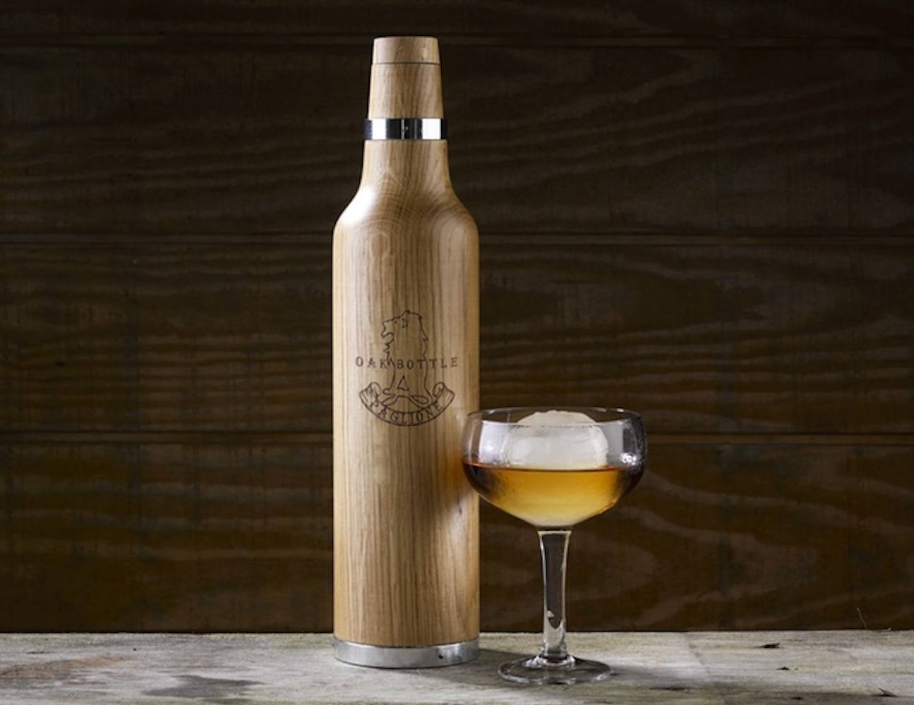 The Oak Bottle Wine Age Accelerator