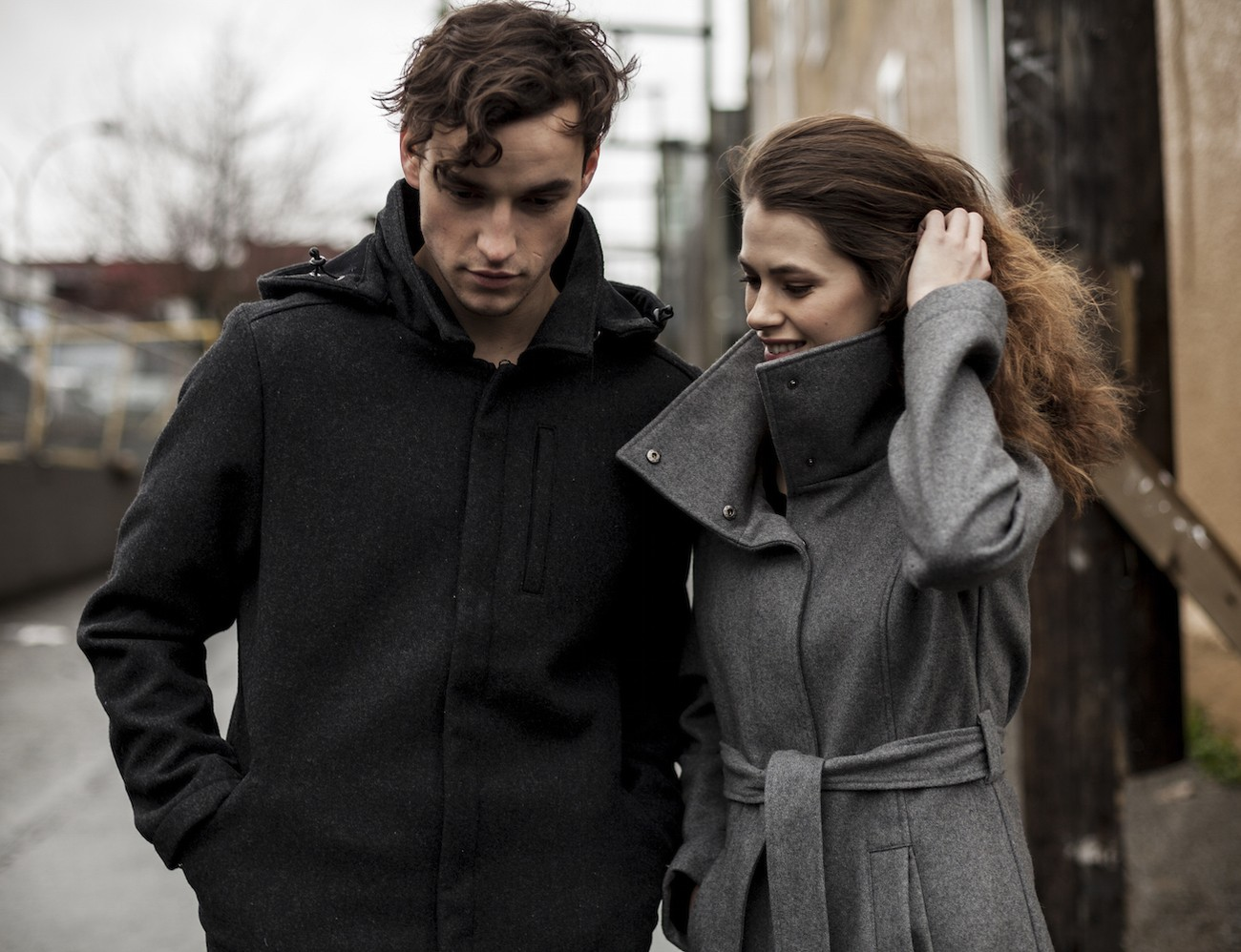The Ultimate All-Weather Coat