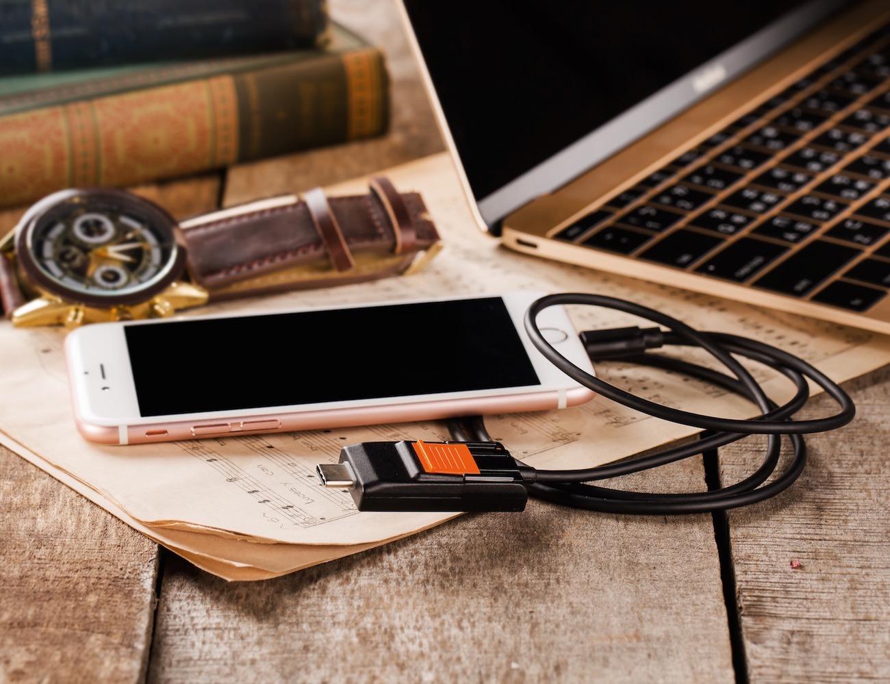 Thunder-C – The One & the Last Cable You'll Ever Need in USB-C Age